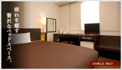 疲れを癒す贅沢なベッドスペース