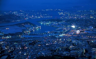 北九州が世界に誇る夜景スポット!皿倉山