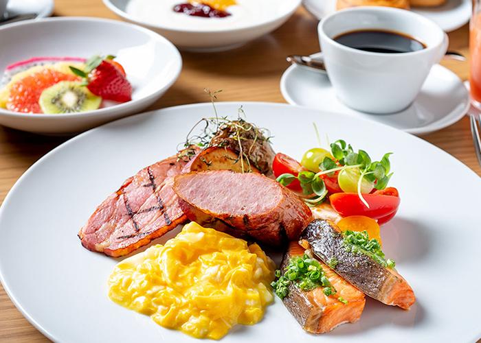 朝食ブッフェ[通常2700円→2000円]