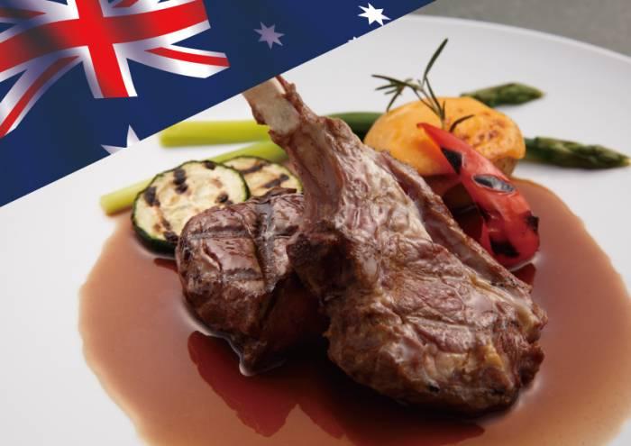 オーストラリアの山海の幸を味わう「GRAND」