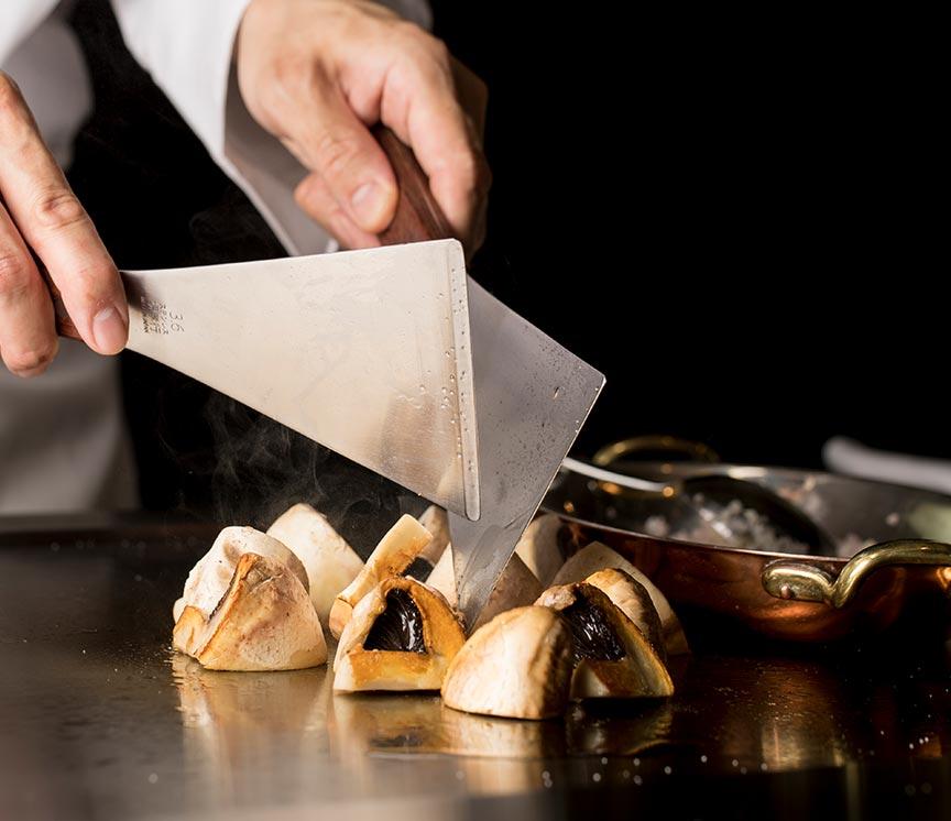 """Teppanyaki """"Asagi"""" Dinner"""